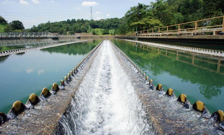 Tratamento de Água – Projeto e operação