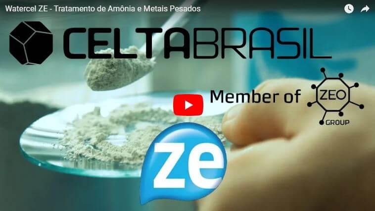 Watercel ZE – Tratamento de Amônia e Metais Pesados