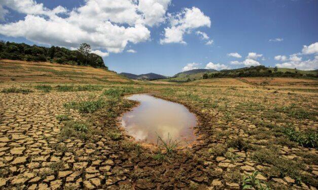 Estudo global indica alto risco de falta de água nas maiores cidades brasileiras