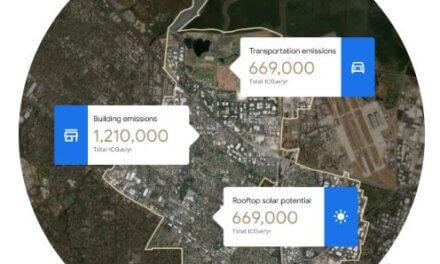 Ferramenta do Google que calcula níveis de emissão de carbono chega ao Brasil