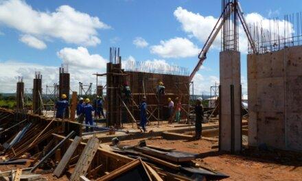 PNUD e parceiros lançam guia que calcula quantidade de água utilizada na construção civil