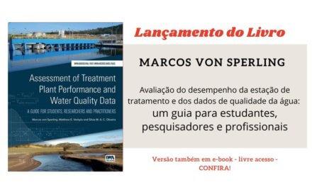 Lançamento do Livro do Marcos Von Sperling – Confira !