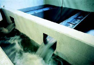 Medição de turbidez em filtros de retrolavagem para reutilização de água