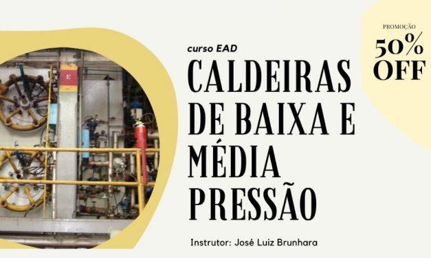EAD Caldeiras de Baixa e Média Pressão