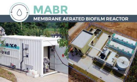 Tratamento de Águas Residuais MABR
