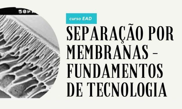 Separação por Membranas – Fundamentos de Tecnologia