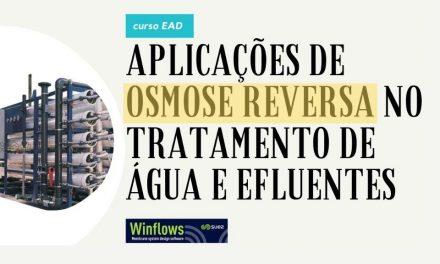 Aplicações de Osmose Reversa no Tratamento de Água e Efluentes