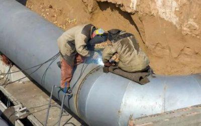 Reduzindo os custos de dutos de tratamento de água e esgoto