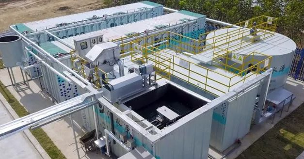 O desafio de remover nitrogênio de águas residuais