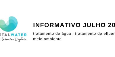 Informativo Digital Water – Julho 2021