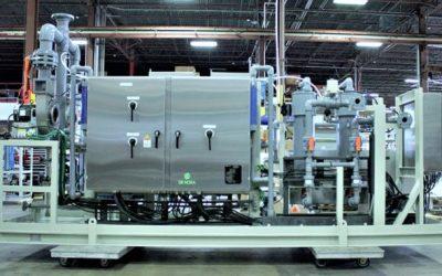 De Nora anuncia solução de eletrocloração de água do mar SANILEC de baixa manutenção para biofouling