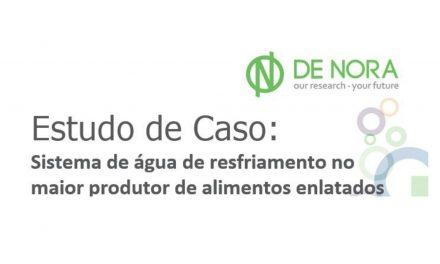 Estudo de Caso: Sistema de água de resfriamento no maior produtor de alimentos enlatados
